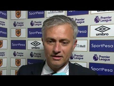Mourinho 'suong' khi duoc sanh voi Sir Alex - Anh 1