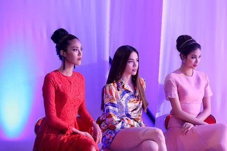 Ho Ngoc Ha tu loai hoc tro, xac dinh top 3 vao chung ket The Face - Anh 1
