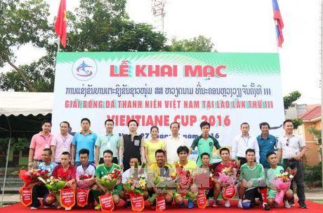 Tuoi tre Viet Nam tai Lao phat huy truyen thong tuong than tuong ai - Anh 2
