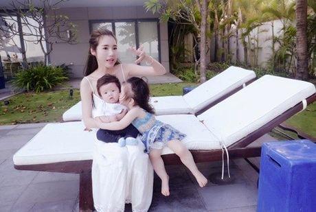 """Cuoc song giau sang khong tuong cua cac """"singer mom"""" showbiz Viet - Anh 2"""