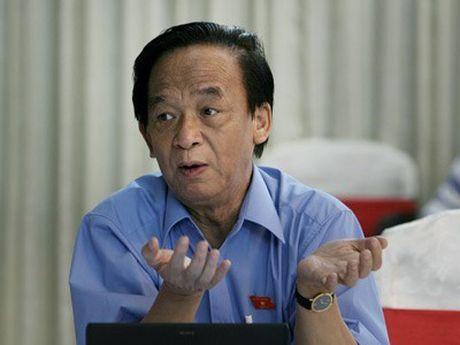 Giao su Nguyen Lan Dung: Toi viet thu nay gui Bo truong Phung Xuan Nha - Anh 1