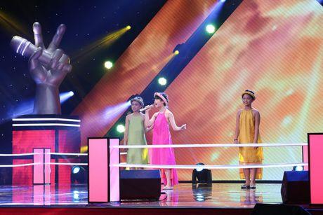 Giam khao The Voice Kids dau dau vi phai loai tro cung - Anh 1