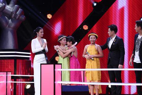 Giam khao The Voice Kids dau dau vi phai loai tro cung - Anh 2