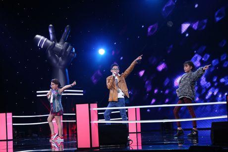 Giam khao The Voice Kids dau dau vi phai loai tro cung - Anh 3
