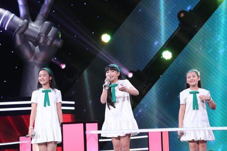 Giam khao The Voice Kids dau dau vi phai loai tro cung - Anh 6