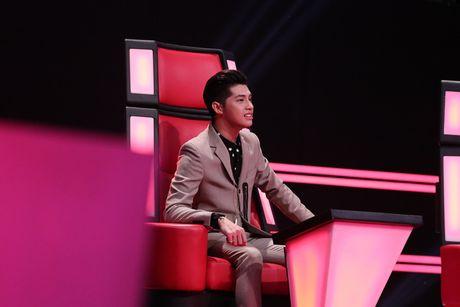 Giam khao The Voice Kids dau dau vi phai loai tro cung - Anh 8