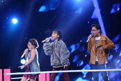 Giam khao The Voice Kids dau dau vi phai loai tro cung - Anh 9