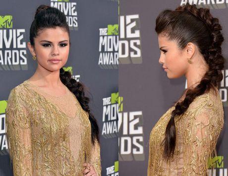 Bien tau toc tet lech messy goi cam nhu Selena Gomez - Anh 9