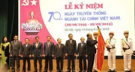 Nganh Tai chinh Viet Nam: Viet tiep nhung trang su ve vang - Anh 1