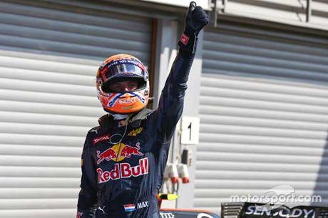 F1, Phan hang Belgian GP: Hua hen day hap dan - Anh 1