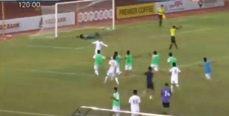 """U19 Viet Nam - U18 C. Sapporo: """"Dau sung"""" cho cup vo dich - Anh 1"""