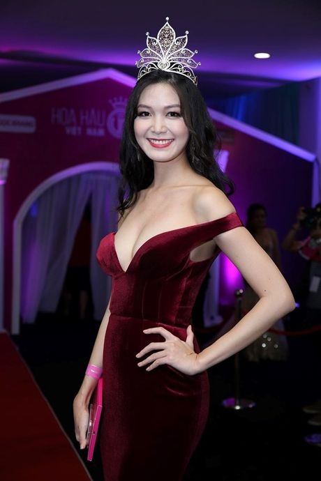 Truc tiep: chung ket cuoc thi Hoa hau Viet Nam 2016 - Anh 15