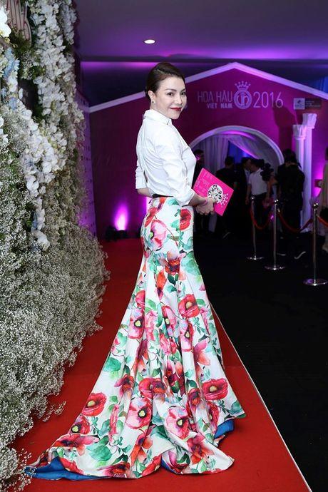 Truc tiep: chung ket cuoc thi Hoa hau Viet Nam 2016 - Anh 17