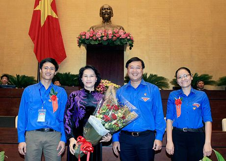 Chu tich Quoc hoi: Hy vong se co Chu tich trong tuong lai - Anh 3