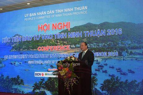 """Thu tuong Nguyen Xuan Phuc: """"Ninh Thuan can phai doi moi trong cach lam quy hoach"""" - Anh 1"""