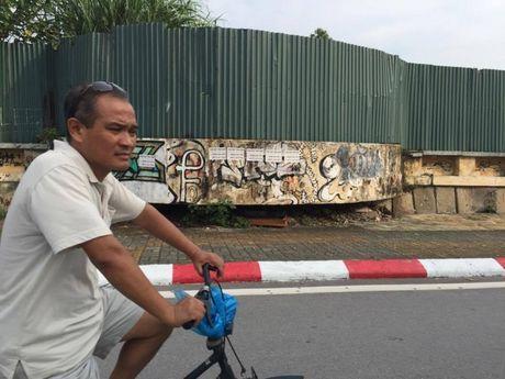 Ha Noi: Doc dao nhung con duong day mau sac nghe thuat Graffiti - Anh 4