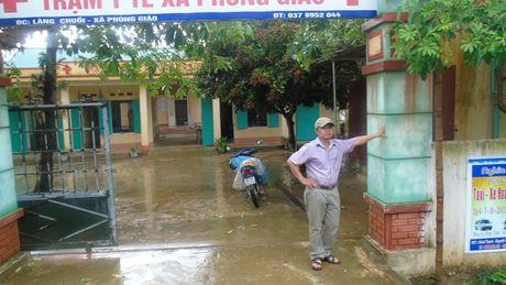 Nguyen Chu tich UBND xa Phung Giao, huyen Ngoc Lac, Thanh Hoa: Co tinh lam trai van ung dung lam chu tich xa khac - Anh 1