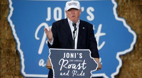 Donald Trump tuyen bo truc xuat dan nhap cu lau neu dac cu - Anh 1