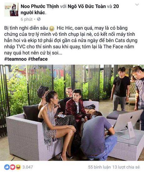 Nghi van giam khao The Face dien voi may tinh chua cam dien - Anh 3