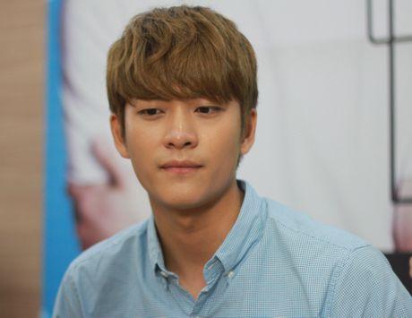 Kang Tae Oh: 'Nay sinh tinh cam voi Nha Phuong cung de hieu' - Anh 2