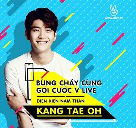Kang Tae Oh: 'Nay sinh tinh cam voi Nha Phuong cung de hieu' - Anh 3