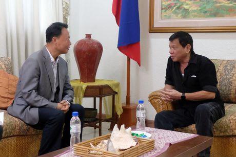 TT Philippines: Dam phan voi TQ dua tren phan quyet cua toa - Anh 1