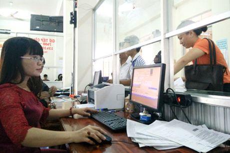 Tang tinh lien thong trong giai quyet thu tuc hanh chinh nganh GTVT - Anh 1