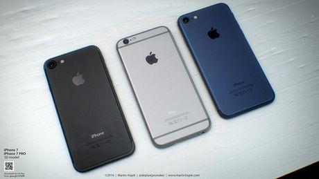 Tuyet chieu chon mau iPhone 7 hop phong thuy phat tai phat loc - Anh 2