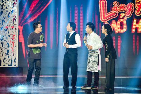 Viet Huong bi Dai Nghia keo le tren san khau vi so ma - Anh 1