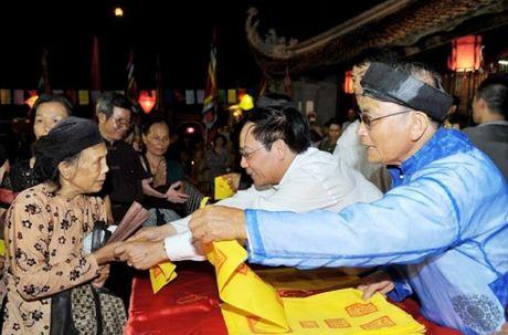 Chuan bi 40.000 an phat trong le hoi Con Son - Kiep Bac - Anh 1