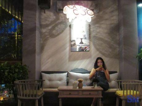 The Lissom Parlour: goc sang chanh tren pho Nguyen Huu Huan - Anh 1