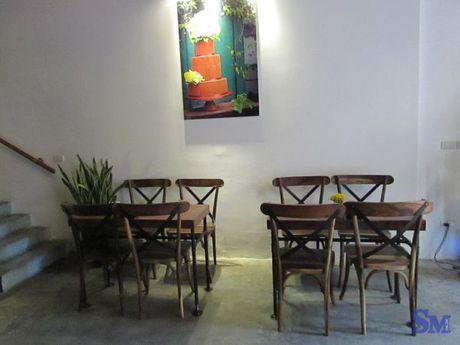 The Lissom Parlour: goc sang chanh tren pho Nguyen Huu Huan - Anh 4