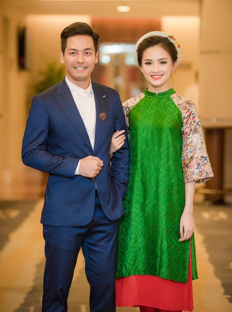 To Nhu, Ngoc Van hoi ngo sau Hoa hau Viet Nam - Anh 3