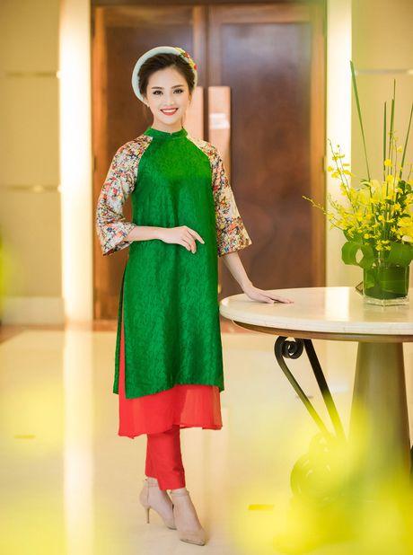 To Nhu, Ngoc Van hoi ngo sau Hoa hau Viet Nam - Anh 4