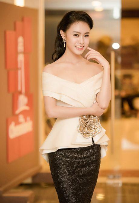 To Nhu, Ngoc Van hoi ngo sau Hoa hau Viet Nam - Anh 5