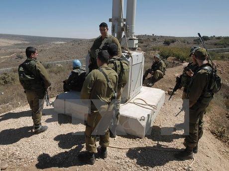 Israel doi mat voi nhieu rui ro an ninh tu cao nguyen Golan - Anh 1