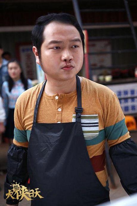 Sao 'Doi bong Thieu Lam' gay soc vi phat tuong, beo phi - Anh 2