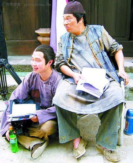 Sao 'Doi bong Thieu Lam' gay soc vi phat tuong, beo phi - Anh 7
