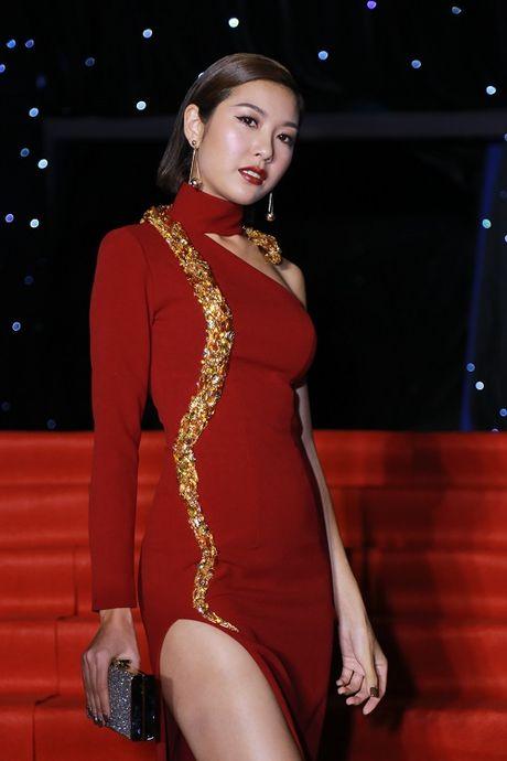 Thuy Van, Truc Diem do do goi cam voi dam ho tao bao - Anh 3