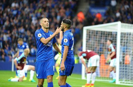 20h15 ngay 02/10, Leicester vs Southampton: Tiep da thang hoa - Anh 1