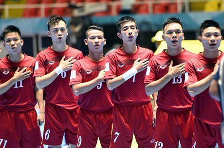 FIFA trao giai thuong dac biet cho DT futsal Viet Nam - Anh 1