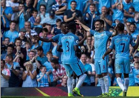 Vi Pep, sao Man City tu choi Man United - Anh 1