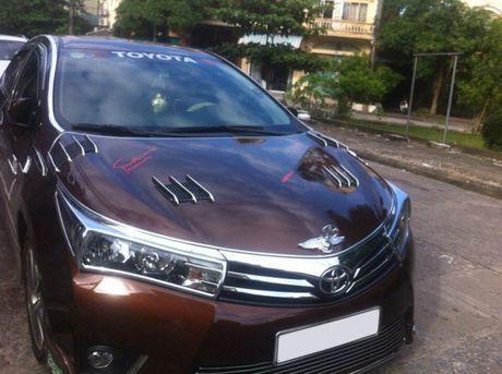 Toyota Altis 2016 do 'cai luong' nhat Viet Nam - Anh 2