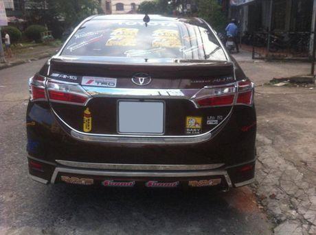 Toyota Altis 2016 do 'cai luong' nhat Viet Nam - Anh 5