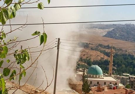 Quan doi Syria giai phong them loat khu vuc o Damascus - Anh 2