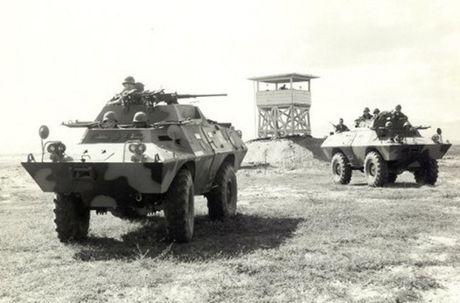 Soi loat xe tang-thiet giap My Viet Nam dang su dung (2) - Anh 2
