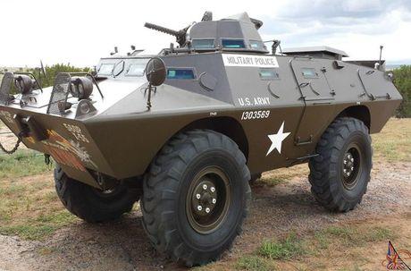 Soi loat xe tang-thiet giap My Viet Nam dang su dung (2) - Anh 4