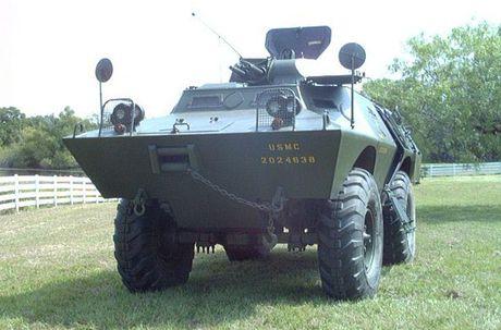 Soi loat xe tang-thiet giap My Viet Nam dang su dung (2) - Anh 5