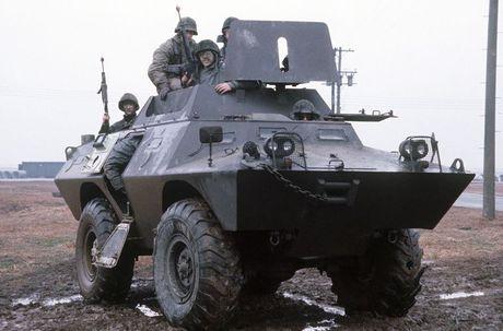 Soi loat xe tang-thiet giap My Viet Nam dang su dung (2) - Anh 6