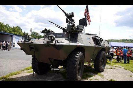 Soi loat xe tang-thiet giap My Viet Nam dang su dung (2) - Anh 7